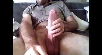 Str8 Big Daddy on Webcam