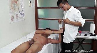 Ass Probing Asian Twink Nathan